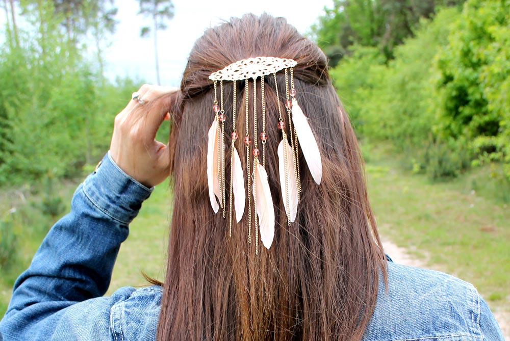 Life is too short to have boring hair Primark Lady Jewelry