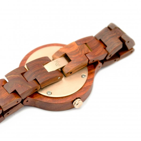 Kate-Wood-rosewood-watch-Paris-wooden-watch-for-women-white-face-and-rose-gold-details-rear-details-2-600×600