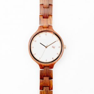 Paris KateWood Watch
